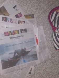 Done Reading! The New York Times