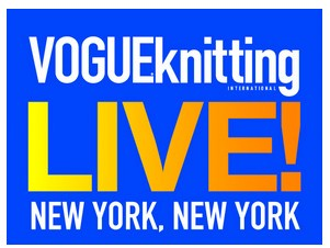 Vogue Knitting Live 2015