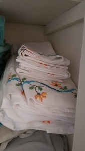 I ironed my sheets